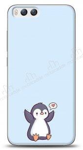 Xiaomi Mi 6 Kalp Penguen Kılıf