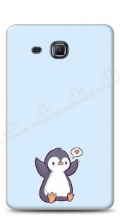 Samsung Galaxy A 7.0 2016 Kalp Penguen Kılıf