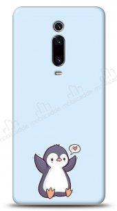 Xiaomi Mi 9T Kalp Penguen Kılıf