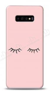Samsung Galaxy S10 Plus Sleepy Kılıf