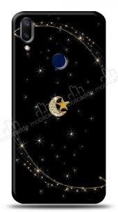 Casper Via A3 Ay Yıldız Gökyüzü Taşlı Kılıf