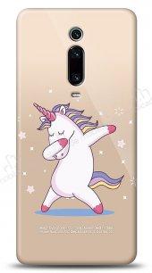 Xiaomi Mi 9T Dab Unicorn Kılıf