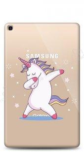 Samsung Galaxy Tab S5e SM-T720 Dab Unicorn Kılıf