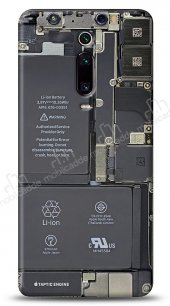 Xiaomi Mi 9T Devre Kılıf