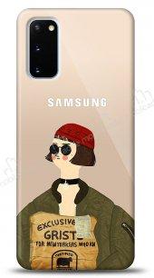 Samsung Galaxy S20 Leon Mathilda Kılıf