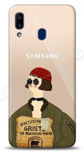 Samsung Galaxy A20S Leon Mathilda Kılıf