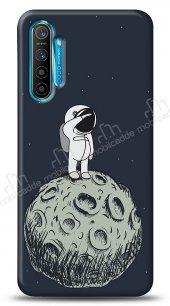 Realme C3 Astronot Kılıf