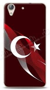 Huawei Y6 ii Bayrak Çizgiler Kılıf