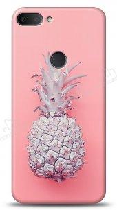 Alcatel 1s Pink Ananas Kılıf