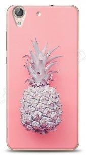 Huawei Y6 ii Pink Ananas Kılıf