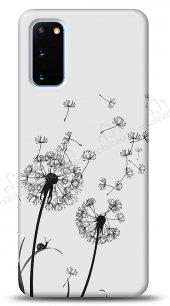 Samsung Galaxy S20 Dandelion Kılıf