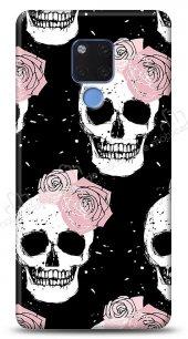 Huawei Mate 20 X Cranium Rose Kılıf