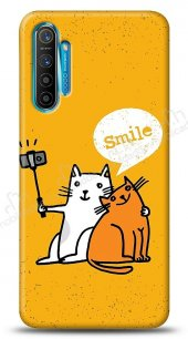 Realme C3 Selfie Cat Kılıf