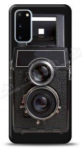 Samsung Galaxy S20 Retro Photo Kılıf
