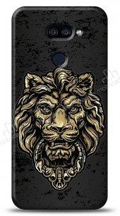 LG K40S Gold Lion Kılıf