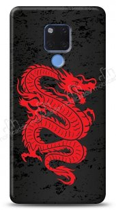 Huawei Mate 20 X Dragon Kılıf