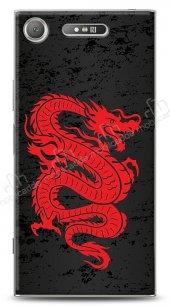 Sony Xperia XZ1 Dragon Kılıf