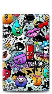 Samsung Galaxy Tab S5e SM-T720 Grafitti 2 Kılıf