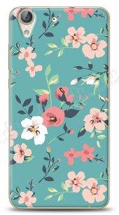Huawei Y6 ii Çiçek Desenli 1 Kılıf