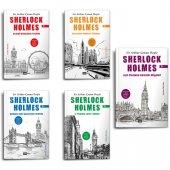 Çocuklar İçin Sherlock Holmes Seti (5 Kitap Takım)