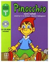 MM PINOCCHIO SB (with CD-ROM) British & American Edition