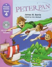PETER PAN STUDENTS BOOK (with CD-ROM) British & American Edition