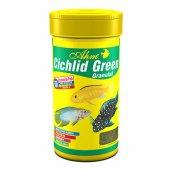 Ahm Cichlid Green Granulat 250 ml Skt: 06/2023