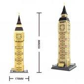 Wange Big Ben Saat Kulesi 1624 Parça