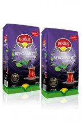 Doğuş Çay Bergamot Aromalı Siyah Çay 1000 Gr x 2 Adet