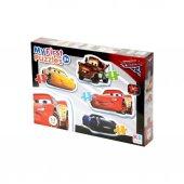 Ks Games Cars Benim İlk Yapbozum 4ü 1 Arada (CR 10304)