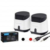 Hadron HD6024 USB 30 W Hoparlör Speaker