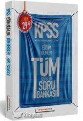 2020 KPSS Eğitim Bilimleri Tüm Dersler Soru Bankası Uzman Kariyer Yayınları