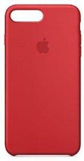 iPhone 8 Plus Silikon Kılıf Kırmızı Sıfır Ürün