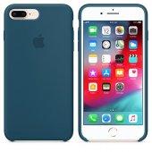 iPhone 7/8 Slikon Kılıf Cosmos Blue Sıfır Ürün