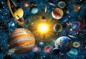 Anatolian Puzzle 2000 Parça Güneş Sistemi