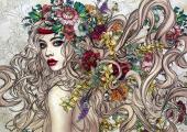Anatolian Puzzle 1500 Parça Çiçeklerin Gücü