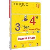 Tonguç Yayınları 3Ten 4E Hazırlık Kitabı