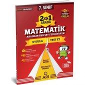 Arı Yayınları 7. Sınıf 2si1 Arada Matematik