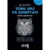 Simya Dergisi Yayınları 9. Türk Dili ve Edebiyatı Soru Bankası