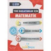 Cevdet Özsever Yayınları Yeni Başlayanlar İçin Matematik 0.Kitap