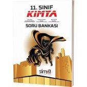 Simya Dergisi Yayınları 11. Sınıf Kimya Soru Bankası Kitabı