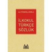 Arkadaş Yayınları İlkokul Türkçe Sözlük - Ali Püsküllüoğlu