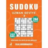 Sudoku 3 - Uzman Seviye - Bertan Kodamanoğlu - Olimpos Yayınları