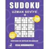 Sudoku Uzman Seviye - 4 - Celal Kodomanoğlu - Olimpos Yayınları