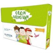 Çılgın Bahçıvan (8 Kitap) - Erdal Çakıcıoğlu - Yayfen Yayınları