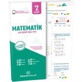 Puan Yayınları 7. Sınıf Matematik Çek Kopart Akıllı Test