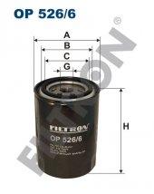 YAG FILTRESI AUDI A6 4B/C5 1.8 T 150HP 01/97-05/05 FILTRON OP526.6