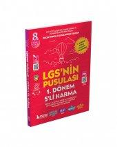 Muba Yayınları LGSnin Pusulası 1.Dönem 5li Karma Deneme