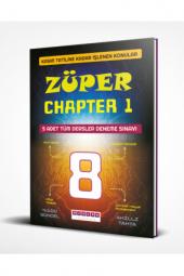 Platon Züper Akademi 8. Sınıf Züper Chapter 1 Deneme Sınavları