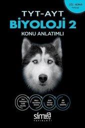 Simya TYT&AYT Biyoloji-2 Konu Anlatımlı (Kampanya)